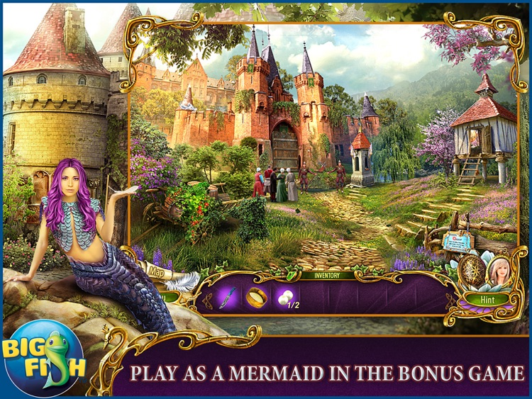 Dark Romance: The Swan Sonata HD - A Mystery Hidden Object Game (Full) screenshot-3