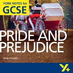 Pride and Prejudice York Notes GCSE for iPad