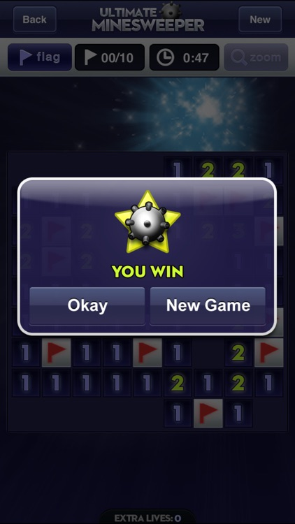 Minesweeper ∙ screenshot-1