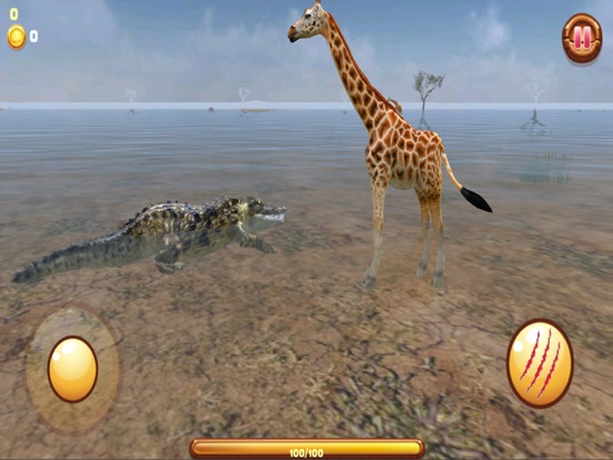 Crocodile Simulator 2015 для iPad