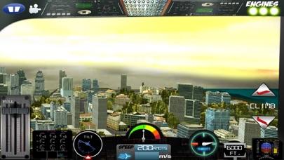 トランスポーター飛行機のパイロットフライ:旅客航空シミュレーションが無料のおすすめ画像2