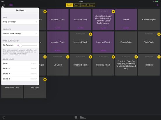 Soundboard Studio - Custom Soundboards for Professional Podcasting, Radio  Shows and Musicians | App Price Drops