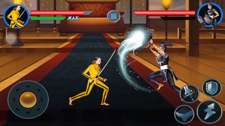 Street of Kunfu Fighter: Comical Devil Combat with Final Fighting Arcade Battle screenshot-0
