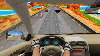車の 3D での レース紹介画像4