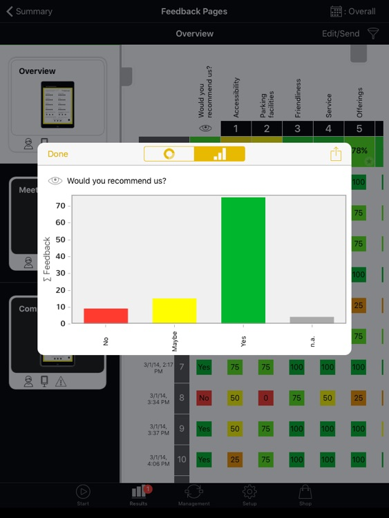 Feed2Go - Surveys & Feedback screenshot-4