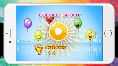 007 Bubbles Shooting Game for Kids Free