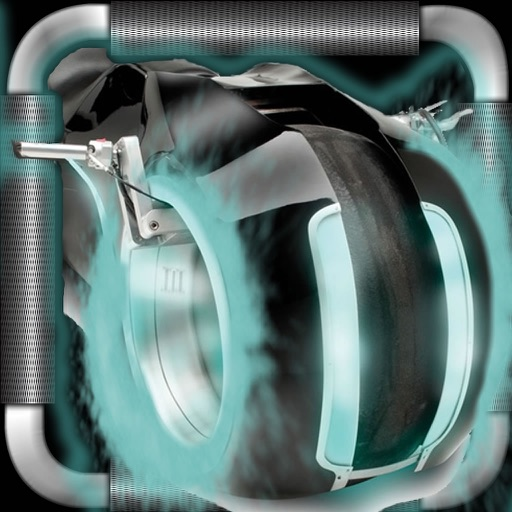 A Moto Drone Racing - Extreme Bike Neon Wheels icon