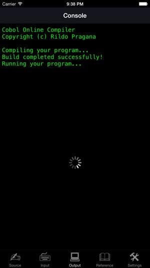 Cobol Programming Language on the App Store