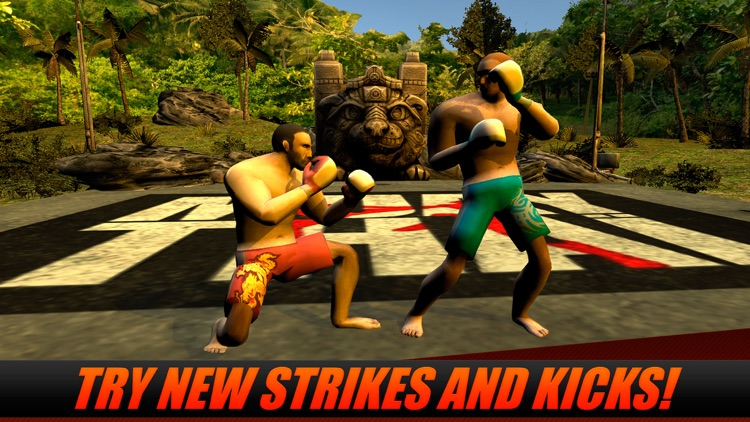 Thai Box Fighting Championship 3D Full