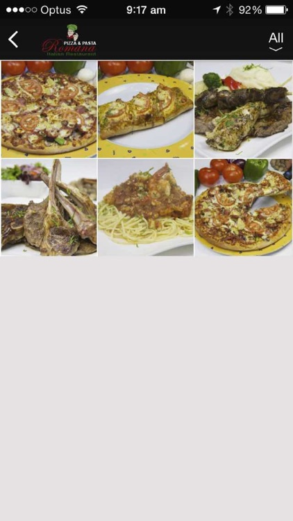 Romana Italian Restaurant
