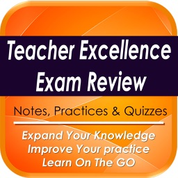 Teacher Excellence Exam Review: 2800 Study Notes & quizzes