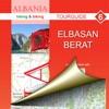 Эльбасан, Берат. Туристическая карта