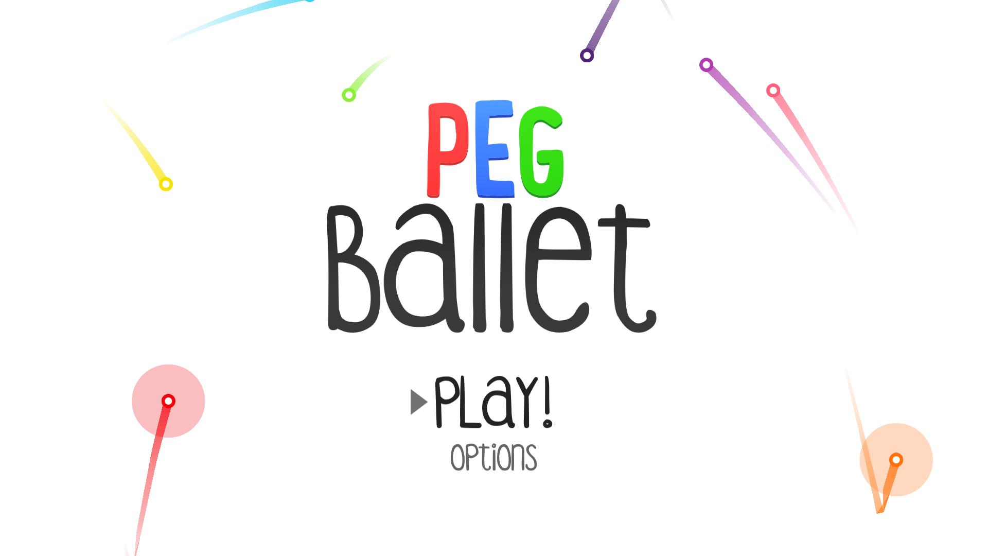 Peg Ballet screenshot 2