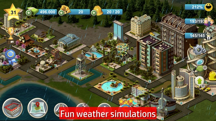 City Island 4: Sim Town Village Screenshot
