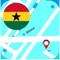 Ghana Navigation 2016 is a local navigation application for iOS with user-friendly interface and powerful function