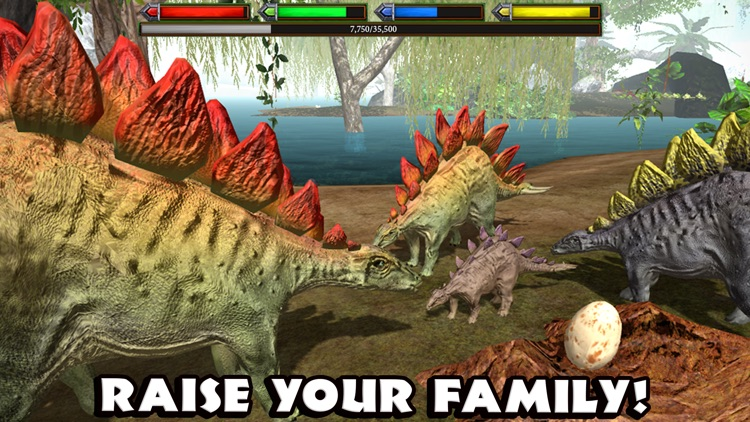 Ultimate Dinosaur Simulator screenshot-3