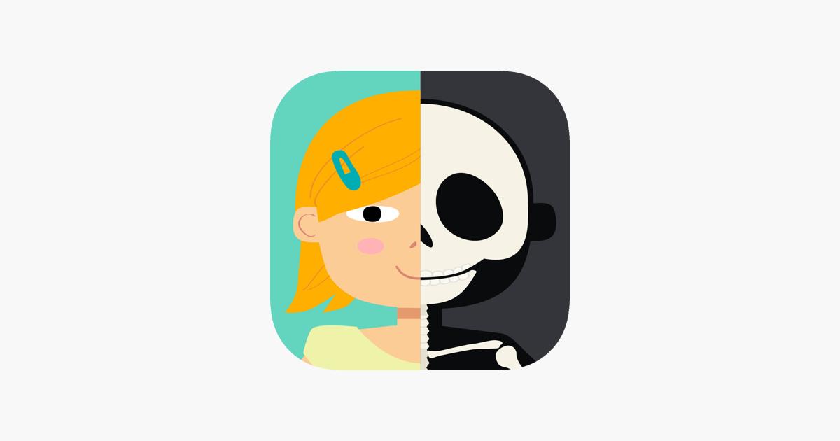 Das ist mein Körper - Anatomie für Kinder im App Store