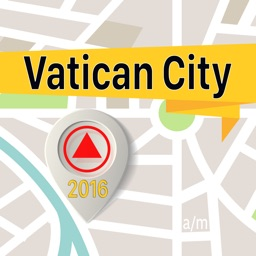 Vatican City Offline Map Navigator and Guide