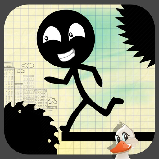Amazing Line Runner – A Running and Jumping Adventure for Stickman