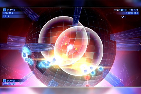 Geometry Wars 3: Dimensions Evolved screenshot 1