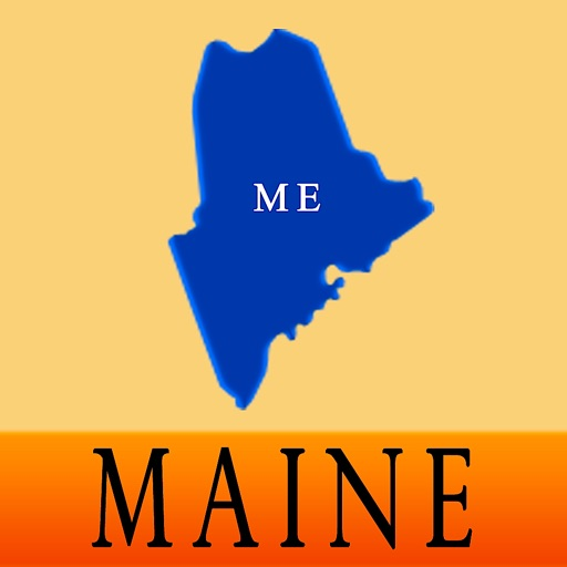 Maine: Fishing Lakes