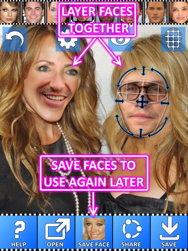 Face Swap Booth - Face changer Screenshot