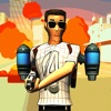 Avenger Hammer - Be the hero of City of Crime with Police Cars, Airplanes, Jetpack and Helicopters - iPhoneアプリ