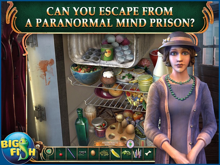 The Agency of Anomalies: Mind Invasion HD - A Hidden Object Adventure (Full) screenshot-1