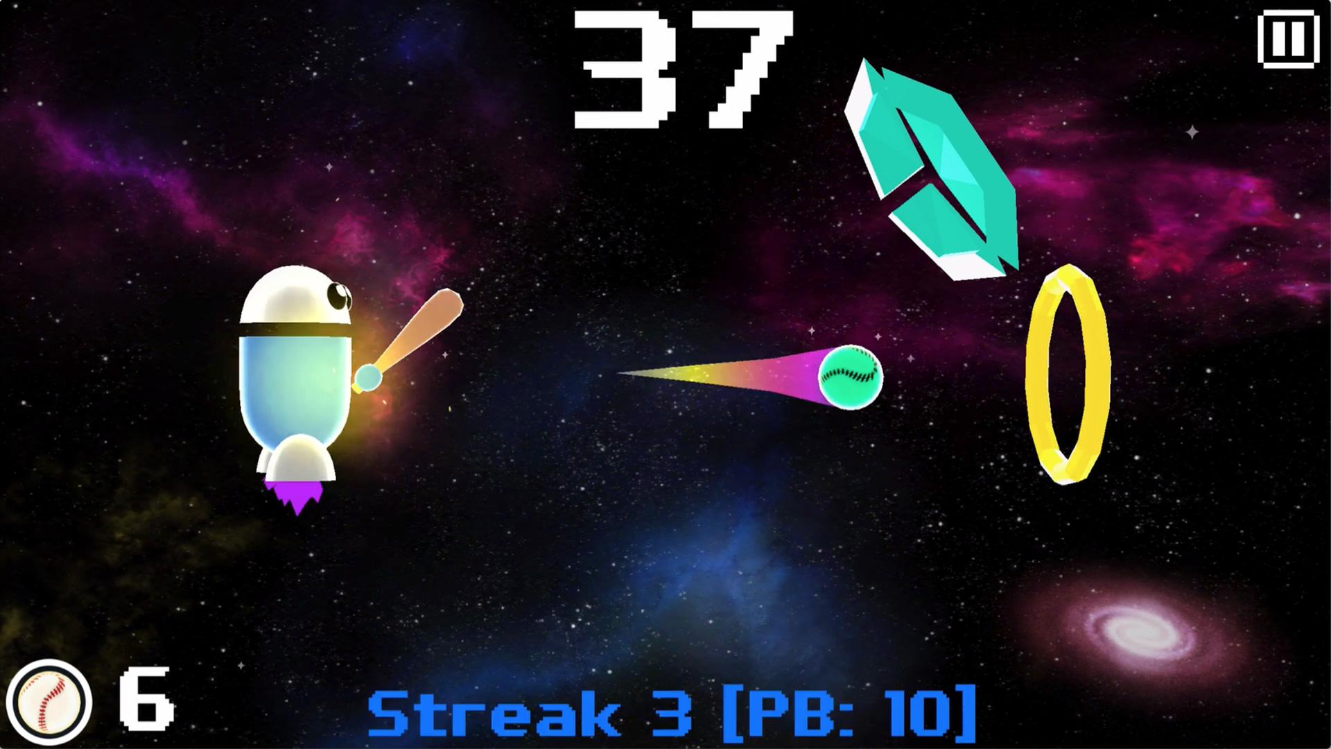 SBACEBALL screenshot 8