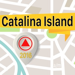 Catalina Island Offline Map Navigator and Guide