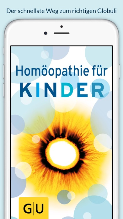 Screenshot for Homöopathie für Kinder - 130 Globuli für über 400 Beschwerden in Romania App Store
