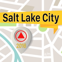 Salt Lake City Offline Map Navigator and Guide