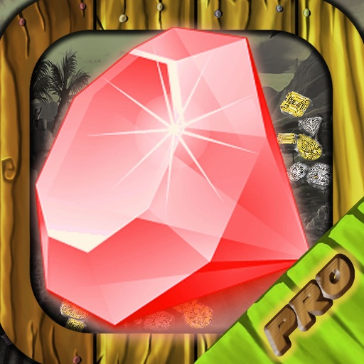 Attack Diamonds Pro - Addictive Match 3 Puzzle Adventure Mania icon