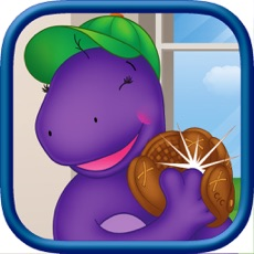 Activities of Dino-Buddies™ – Who Stole Second Base? Interactive eBook App (English)
