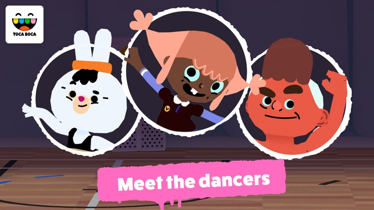 Toca Dance Free