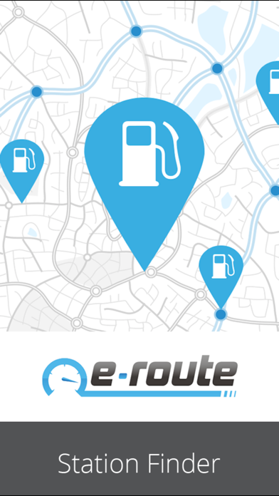 e-route Fuelwise UK screenshot one