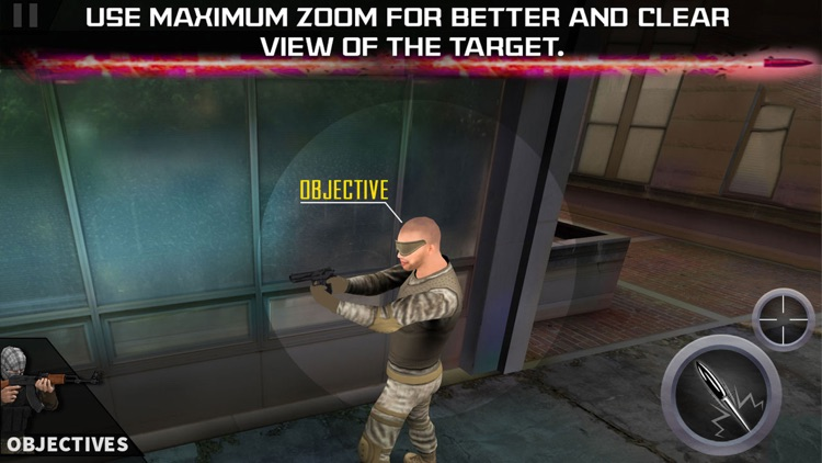 Target City Sniper 3D - Tactical Sniper Shooter Game screenshot-3