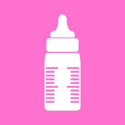 Smart Baby Bottle - Feeding, Reminder, & Daily Tracker Log