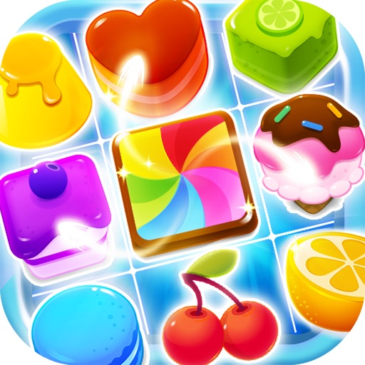 Candy Cookie Mania - Cooking Match