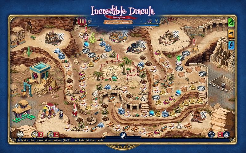 Incredible Dracula: Chasing Love Collector's Edition screenshot 2
