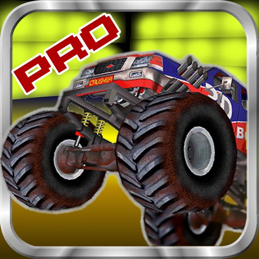 Armor Monster Truck Pro - Car War Racing Game
