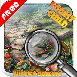 Forest Child - New Hidden Object Game