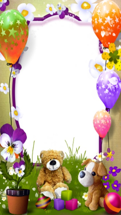 Birthday Frames - FREE by Lee Joo Tai