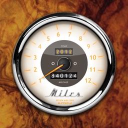 Miles HD - The Classic Mileage Log