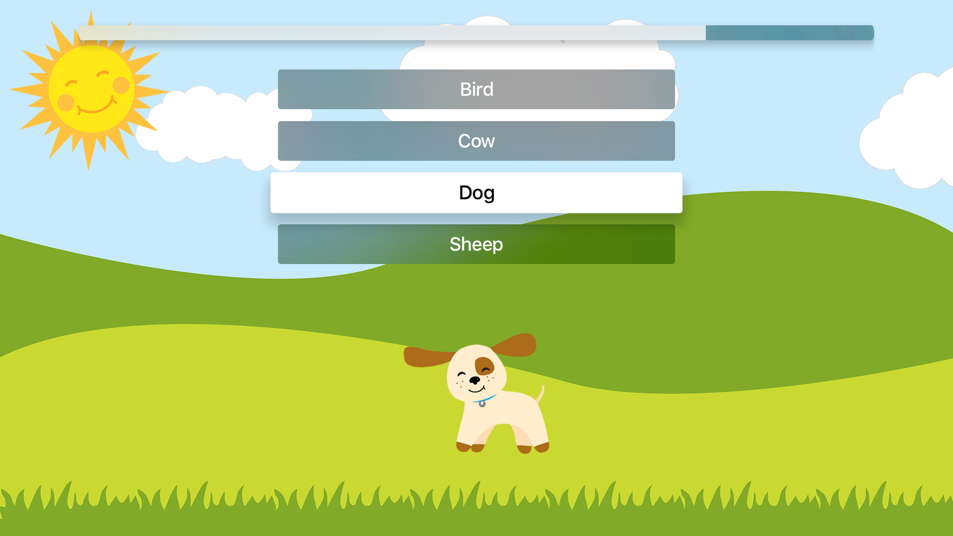 Quiz of Animals screenshot 3