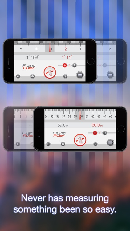 Move to measure - Flying Ruler screenshot-3