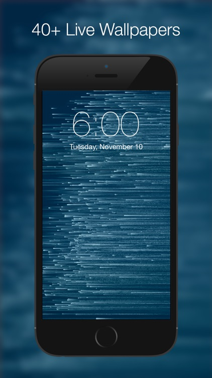 Live Wallpapers - Custom Backgrounds and Themes screenshot-4