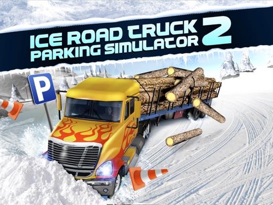 Ice Road Trucker Parking Simulator 2 АвтомобильГонки ИгрыБесплатно на iPad
