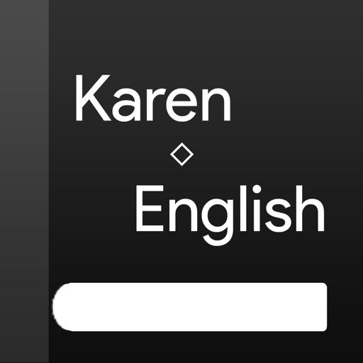 Karen-English dictionary