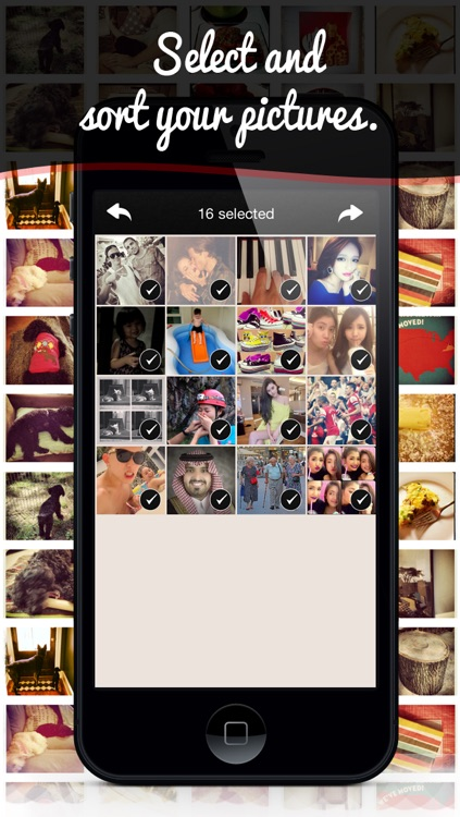 Slidergram - Video Slideshows Collage